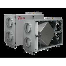 Gaisa apstrādes iekārta, rekuperators SALDA RIS 1900 HE EKO 3.0